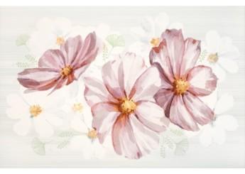 Плитка CERSANIT MELISSA FLOWER декор: фото - магазин Svit Keramiki