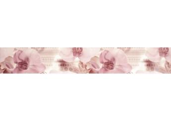 Плитка CERSANIT ELISABETA BORDER FLOWER фриз: фото - магазин Svit Keramiki
