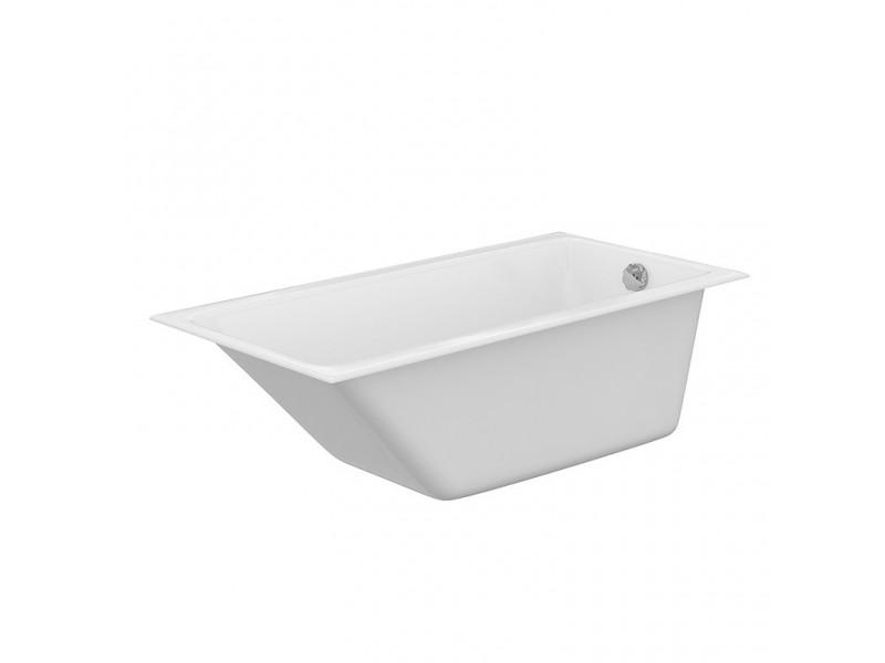 Ванна CERSANIT CREA 160х75 с крепелением: фото - магазин Svit Keramiki