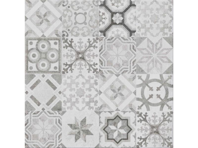 Плитка CONCRETE STYLE PATCHWORK декор пол: фото - магазин Svit Keramiki