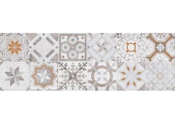 Плитка CERSANIT CONCRETE STYLE INSERTO PATCHWORK декор: фото - магазин Svit Keramiki
