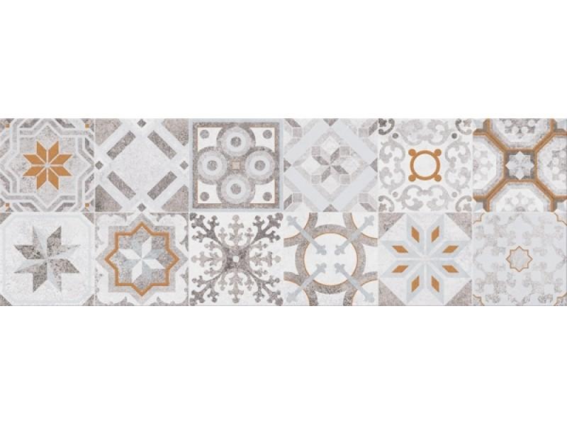 Плитка CONCRETE STYLE INSERTO PATCHWORK декор: фото - магазин Svit Keramiki