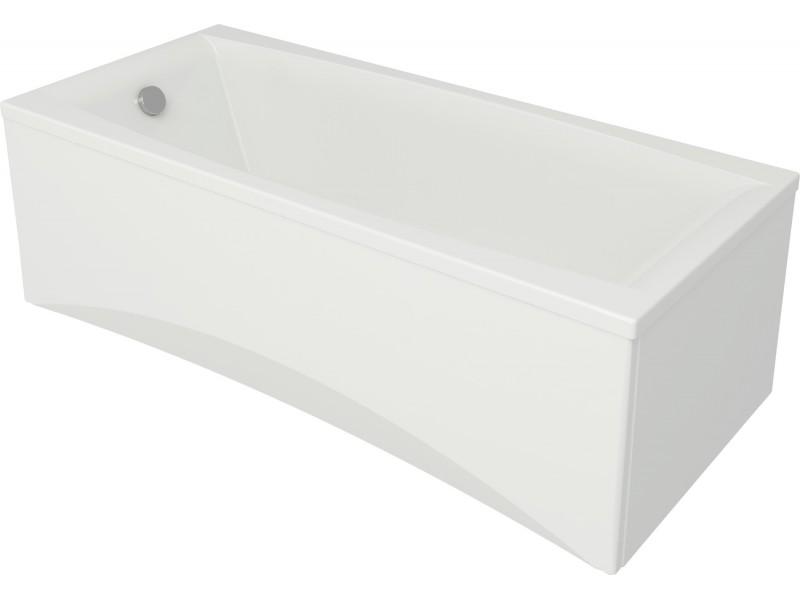 VIRGO Ванна 180x80: фото - магазин Svit Keramiki