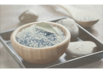 Плитка CERSANIT OLIVIA BLUE SPA1 декор: фото - магазин Svit Keramiki