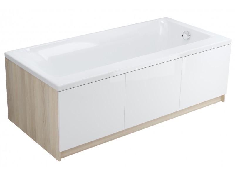 Ванна CERSANIT SMART 170x80+ножки : фото - магазин Svit Keramiki