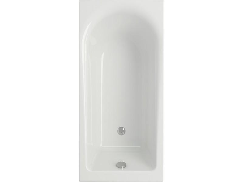 FLAVIA Ванна 160x70: фото - магазин Svit Keramiki