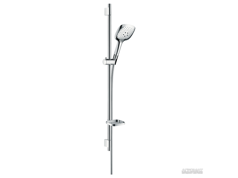 Душевой комплект Hansgrohe Raindance Select E 27857000: фото - магазин Svit Keramiki