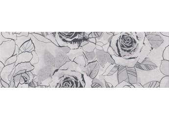 Плитка CERSANIT SNOWDROPS INSERTO FLOWER декор: фото - магазин Svit Keramiki