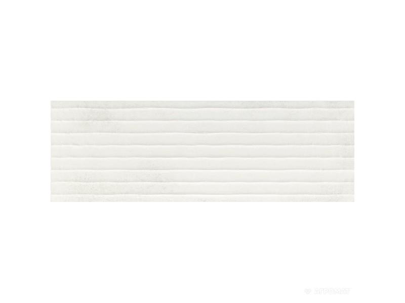 Плитка Baldocer CODE TESLA WHITE RECT стена: фото - магазин Svit Keramiki