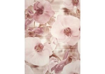 Плитка CERSANIT ELISABETA PANNO FLOWER декор2: фото - магазин Svit Keramiki