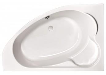 Ванна CERSANIT KALIOPE 153x100+ножки : фото - магазин Svit Keramiki