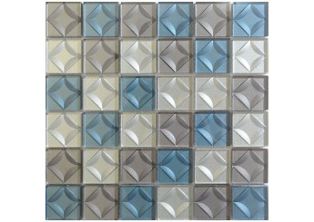 Плитка VIVACER MIXC015 Мозайка: фото - магазин Svit Keramiki
