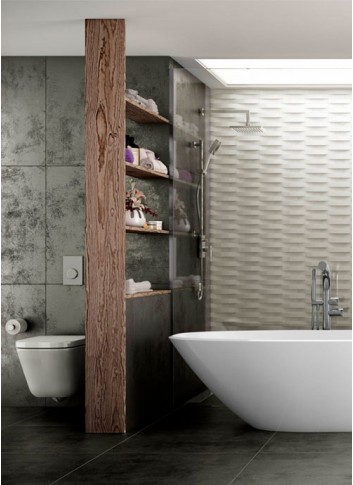 5 трендов в мире дизайна ванной комнаты