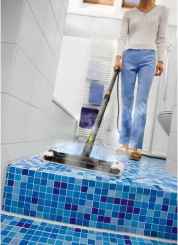 Как отмыть плитку в ванной?