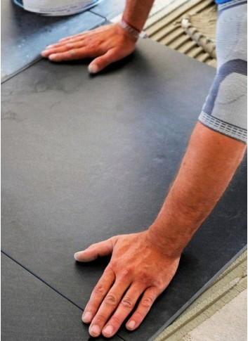 Особенности укладки широкоформатной плитки