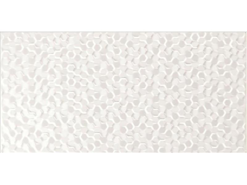 Плитка ASPEN COLMENA BLANCO BRILLO стена: фото - магазин Svit Keramiki