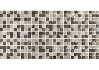 Плитка ALMERA CERAMICA DANAE CUBE GRIS стена: фото - магазин Svit Keramiki