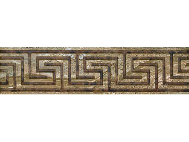 Плитка JORDAN NATURAL фриз: фото - магазин Svit Keramiki
