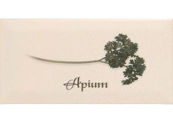 Плитка APE METRO DEC APIUM CREMA декор: фото - магазин Svit Keramiki