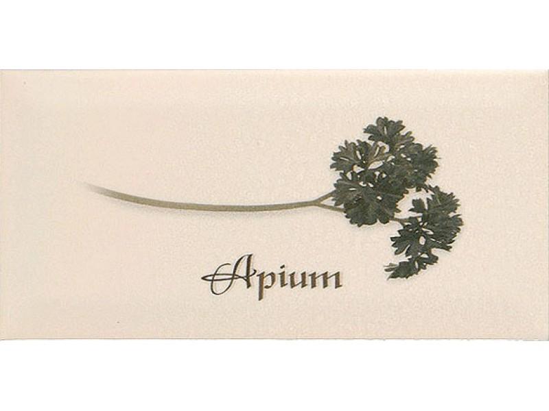 Плитка METRO DEC APIUM CREMA декор: фото - магазин Svit Keramiki