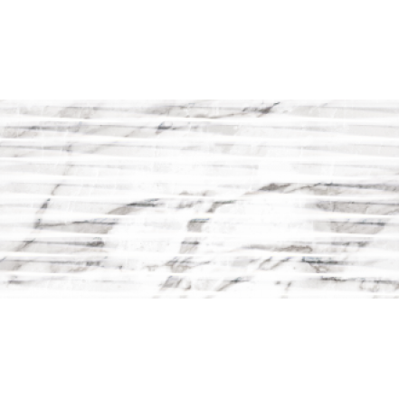 Плитка CARRARA WHITE SHINE LINE стена