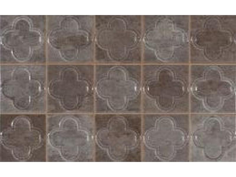 Плитка ARGENTA RODINE GRIS стена: фото - магазин Svit Keramiki
