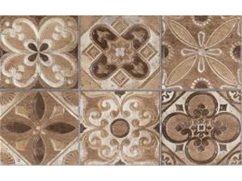 Плитка ARGENTA TAMAR WARM стена: фото - магазин Svit Keramiki