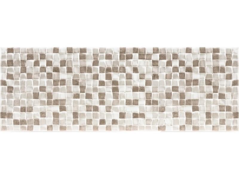 Плитка ALPHA CUBIC TAUPE стена: фото - магазин Svit Keramiki
