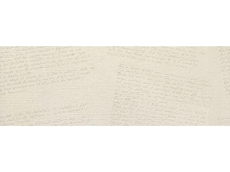 Плитка ACCRA DECOR SLOT CREAM стена: фото - магазин Svit Keramiki