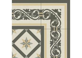 Плитка BALDOCER ADELE CORNER декор: фото - магазин Svit Keramiki