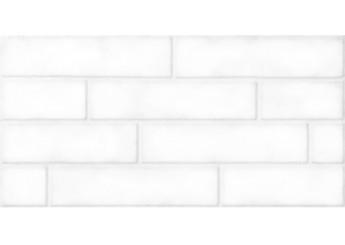 Плитка Береза Керамика БРИК белый матовый стена: фото - магазин Svit Keramiki