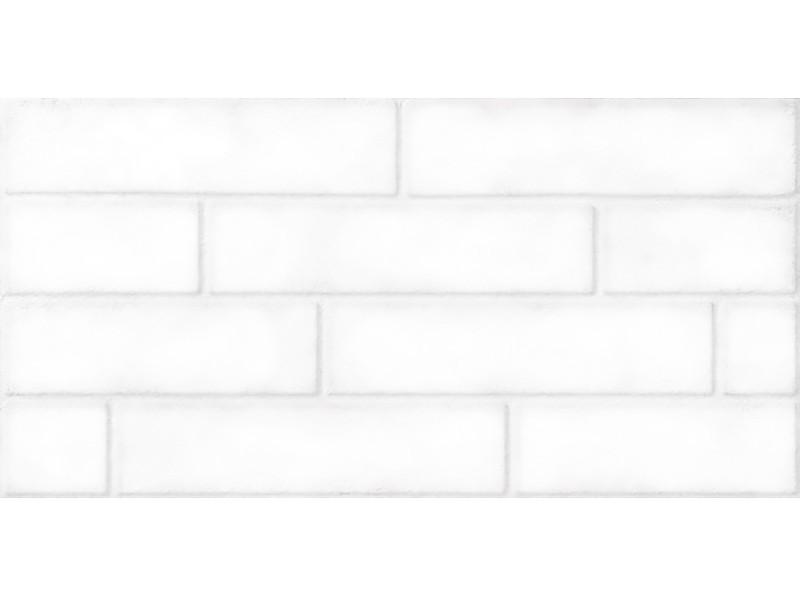Береза Керамика БРИК белый матовый стена: фото - магазин Svit Keramiki