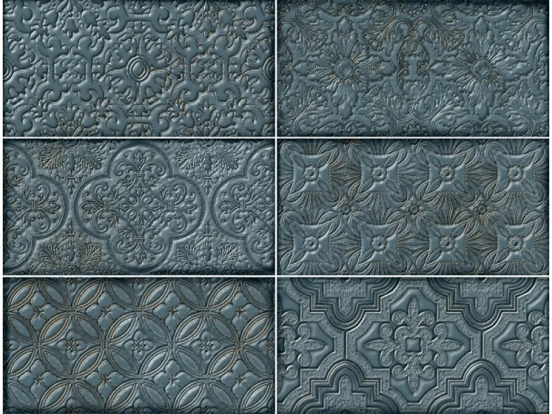 Плитка DANTE DECOR OCEAN стена: фото - магазин Svit Keramiki