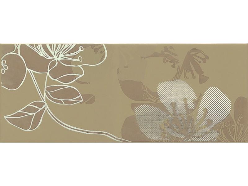 Плитка AURA BEIGE B декор: фото - магазин Svit Keramiki