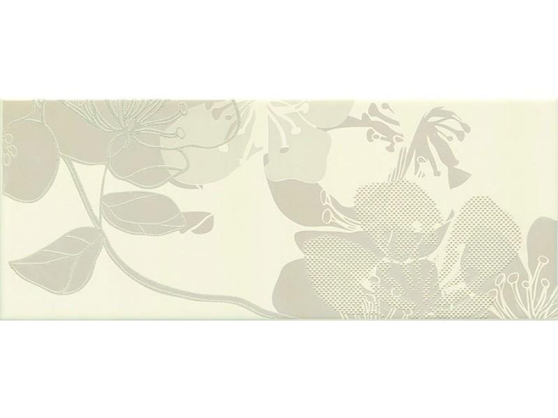 Плитка AURA IVORY B декор: фото - магазин Svit Keramiki