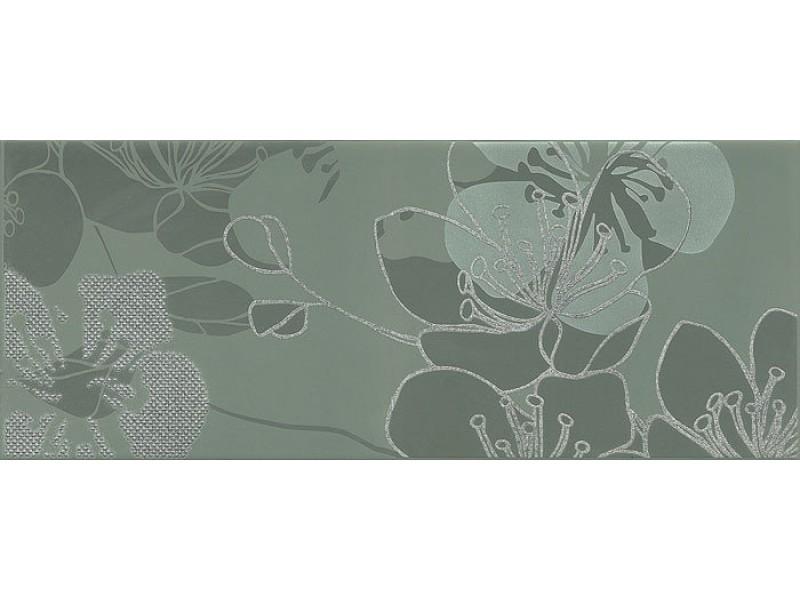 Плитка AURA STEEL A декор: фото - магазин Svit Keramiki
