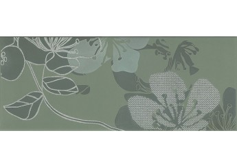 Плитка Ceramika Konskie AURA STEEL B декор: фото - магазин Svit Keramiki