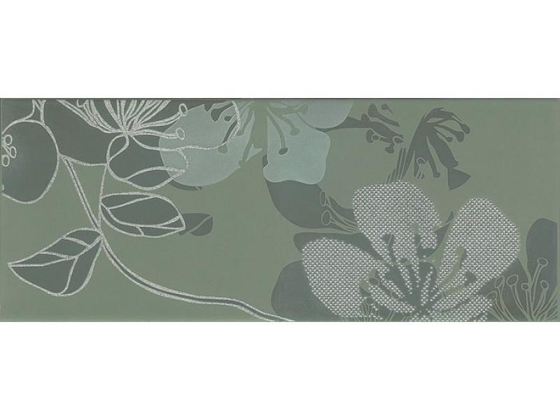 Плитка AURA STEEL B декор: фото - магазин Svit Keramiki