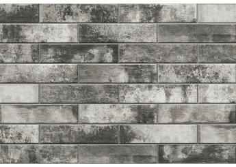 Плитка CERRAD PIATTO KAMIEN ANTRACYT стена: фото - магазин Svit Keramiki