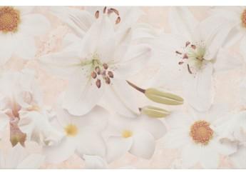 Плитка CERSANIT ALAMA BEIGE FLOWER декор