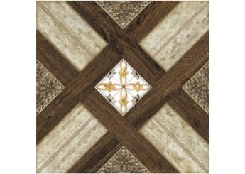 Плитка Dual Gres CASTLE CAOBA пол: фото - магазин Svit Keramiki
