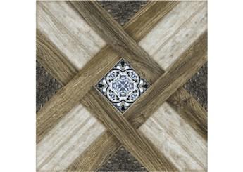 Плитка Dual Gres CASTLE EBANO пол: фото - магазин Svit Keramiki