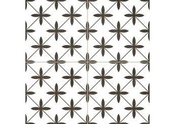 Плитка Dual Gres CHIC POOLE WHITE пол: фото - магазин Svit Keramiki