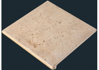 Плитка EXAGRES VEGA PELDANO FIOR. CAMEL ступень: фото - магазин Svit Keramiki