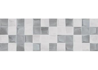 GEOTILES INOX RLV.MIX стена: фото - магазин Svit Keramiki