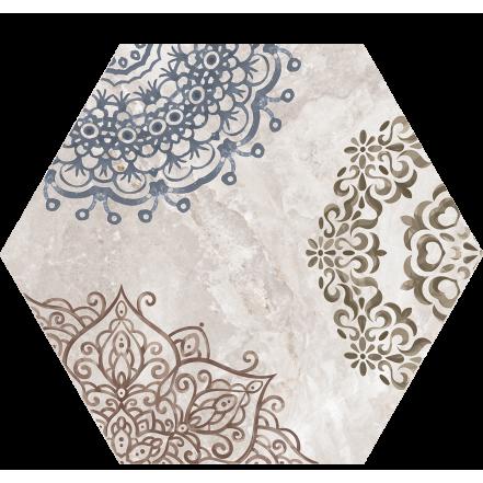 Плитка MOON PERLA DEC пол: фото - магазин Svit Keramiki