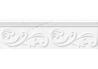 Плитка GOLDEN TILE ABSOLUTE MODERN БЕЛЫЙ Г20361 фриз: фото - магазин Svit Keramiki