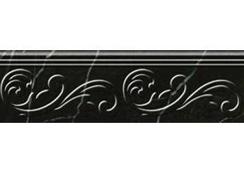 Плитка GOLDEN TILE ABSOLUTE MODERN ЧЕРНЫЙ Г2С361 фриз: фото - магазин Svit Keramiki