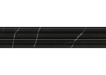 Плитка GOLDEN TILE ABSOLUTE MODERN ЧЕРНЫЙ Г2С371 фриз: фото - магазин Svit Keramiki