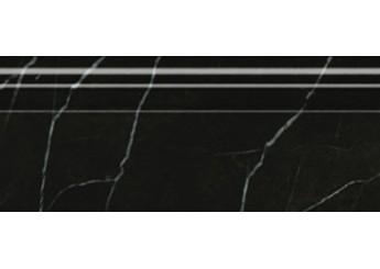 Плитка GOLDEN TILE ABSOLUTE MODERN ЧЕРНЫЙ Г2С381 фриз: фото - магазин Svit Keramiki